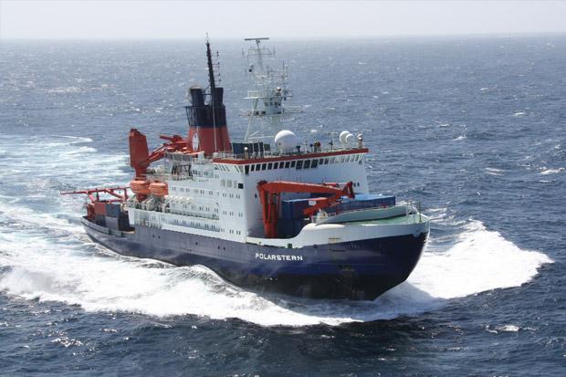Polarstern Schiff